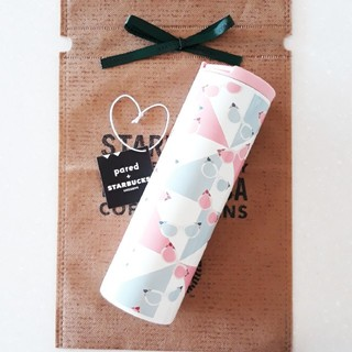 Starbucks Coffee - 韓国スタバ pared コラボ タンブラー473ml
