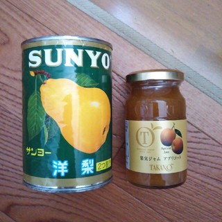 新宿高野ジャムと缶詰(菓子/デザート)