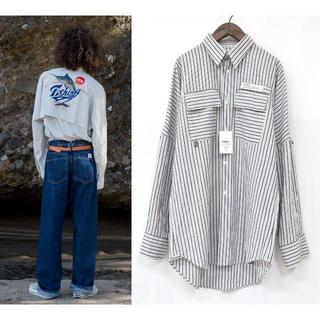 SUNSEA - DAIRIKU Fishierman Shirt