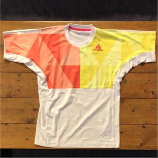 アディダス(adidas)のアディダス テニス Tシャツ S no.2(ウェア)