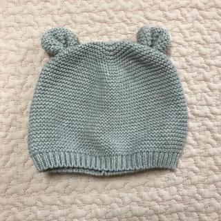 52a129fe85f88 ベビーギャップ(babyGAP)のギャップ ベビー クマの帽子 ニットキャップ ベアー(帽子