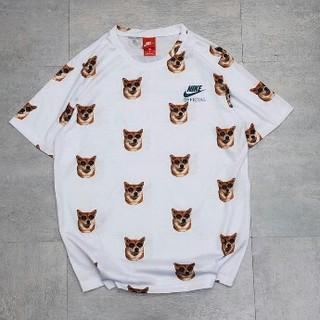 NIKE - Nike 夏 ファッション Tシャツ 男女兼用 運動 送料無料 上着 人気