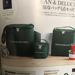 ディーンアンドデルーカ(DEAN & DELUCA)のグロウ ディーンandデルーカ 保冷バックセット(弁当用品)