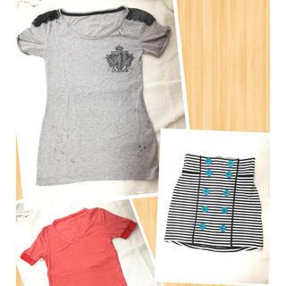 スライ(SLY)のSLY JEANASIS  のお得な夏服セット✩.*˚(Tシャツ(半袖/袖なし))