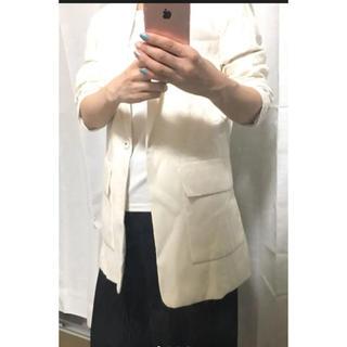 エイチアンドエム(H&M)の新品定価7499テーラードジャケット(テーラードジャケット)