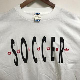 アディダス(adidas)のadidas Tシャツ USA vintage デッドストック(Tシャツ/カットソー(半袖/袖なし))