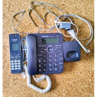 パナソニック(Panasonic)の電話機 子機 コードレス(その他)