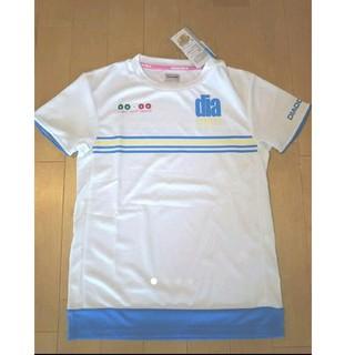 DIADORA - 新品  タグ付き ディアドラ  テニス ゲームシャツ レディース Lサイズ