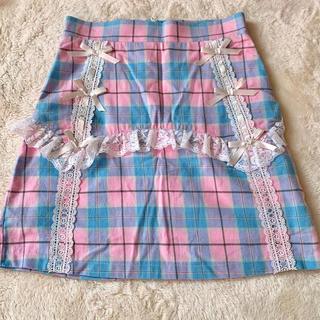 ボボンニジュウイチ(Bobon21)の台形スカート(ミニスカート)