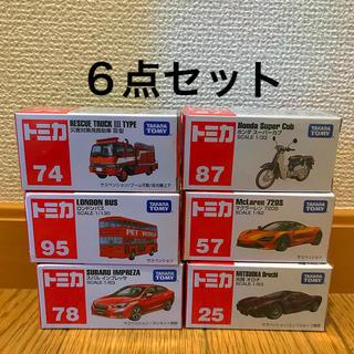 Takara Tomy - トミカ タカラトミー 6点セット
