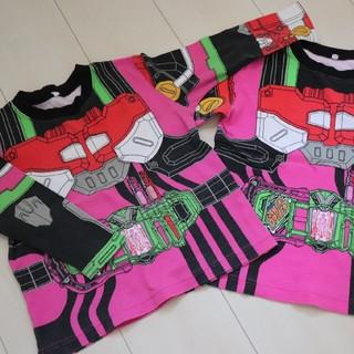 バンダイ(BANDAI)の男の子服 110 120(Tシャツ/カットソー)