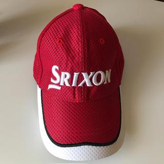 スリクソン(Srixon)のSRIXON メッシュ クーリングキャップ  超美品(その他)