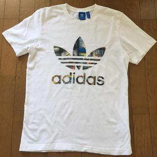 アディダス(adidas)のadidas Tシャツ メンズ アディダス(Tシャツ/カットソー(半袖/袖なし))
