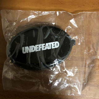 UNDEFEATED - UNDEFEATED コインケース 黒 新品未開封 アンディー