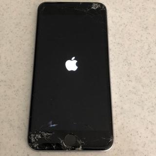 Apple - iPhone6S Plus 画面割れ