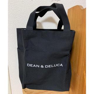 ディーンアンドデルーカ(DEAN & DELUCA)のオトナミューズ付録 DEAN&DELUCA (黒)☆プロフ必読☆(トートバッグ)
