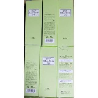 ディーエイチシー(DHC)のDHC薬用ディープクレンジングオイル(L)200ml 6本(クレンジング / メイク落とし)