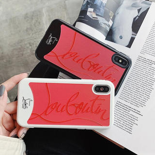 クリスチャンルブタン(Christian Louboutin)のルブタン好きのためのiPhoneケース(iPhoneケース)