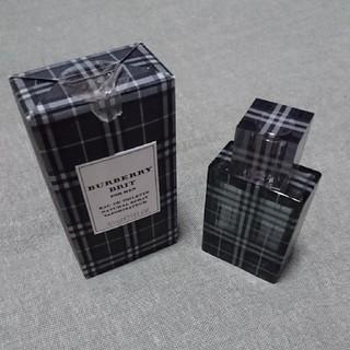 バーバリー(BURBERRY)の香水 バーバリー ブリット フォーメン 30ml(香水(男性用))