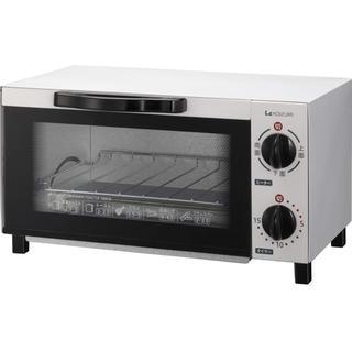 新生活に♪オーブントースター ホワイト