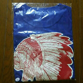 新品 未開封 THE BONEZ Tシャツ Lサイズ 紺(Tシャツ/カットソー(半袖/袖なし))