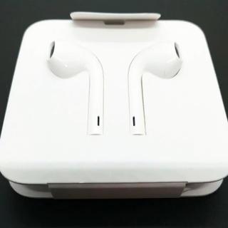 iPhone - イヤホン iPhoneXに付属していたイヤホン 正規品