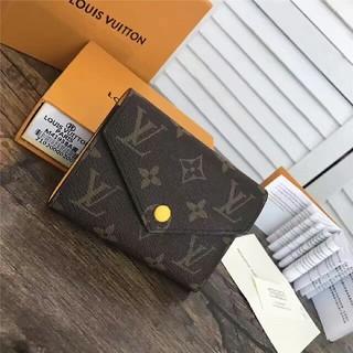 LOUIS VUITTON - LV 財布 三つ折り財布  3つ折り 小財布 レディース ミニ財布 小銭入れ