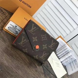 LOUIS VUITTON - LV 財布  3つ折り財布  三つ折り 小財布 レディース ミニ財布 小銭入れ
