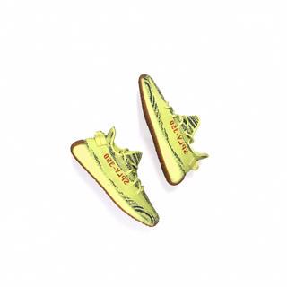 adidas - 正規品 adidas イージーブースト 350 V2 イエロー スニーカー