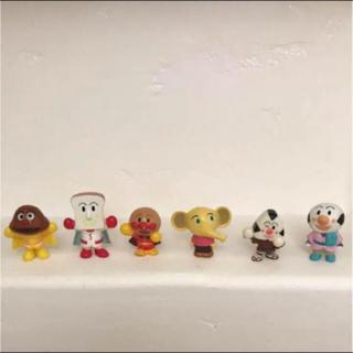 アンパンマン(アンパンマン)のアンパンマン フィギュア 6体 おもちゃ コレクター(フィギュア)