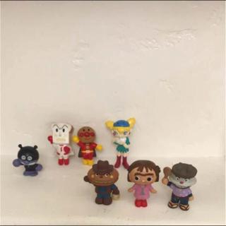 アンパンマン(アンパンマン)のアンパンマン フィギュア 7体 コレクター(フィギュア)