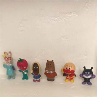 アンパンマン(アンパンマン)のアンパンマン フィギュア 6体 コレクター おもちゃ(フィギュア)