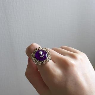 ハンドメイド  指輪(リング(指輪))