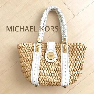 Michael Kors - MICHAEL KORS マイケルコース かごバッグ