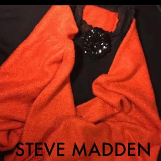 Steve Madden - スティーブマデン♡大判スマフラー♡新品♡