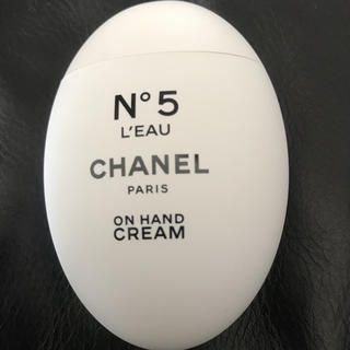 CHANEL No.5 ハンドクリーム