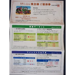 ホンダ(ホンダ)の「鈴鹿・もてぎ」優待券(遊園地/テーマパーク)