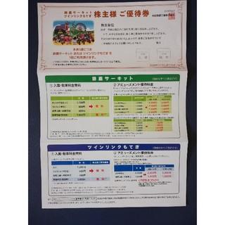 ホンダ(ホンダ)の「鈴鹿・もてぎ」入園優待券(遊園地/テーマパーク)