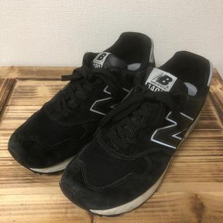 ニューバランス(New Balance)のNEW BALANCE ニューバランス 1400 黒 スニーカー USA製(スニーカー)