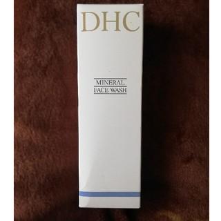 ディーエイチシー(DHC)の新品未使用 DHC  ミネラルウォッシュ(洗顔料) 100g(洗顔料)