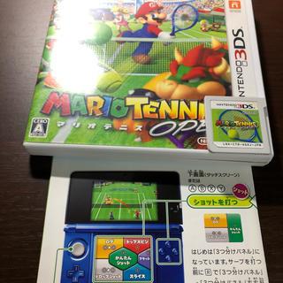 ニンテンドー3DS - マリオテニス