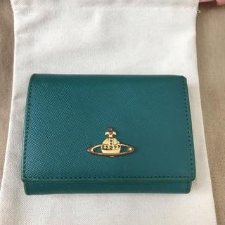ヴィヴィアンウエストウッド(Vivienne Westwood)のヴィヴィアン・ウエストウッド 財布 グリーン(財布)