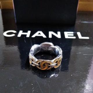 CHANEL - CHANEL リング 指輪