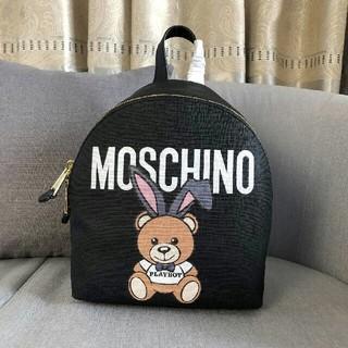 MOSCHINO - 今だけ大特価 MOSCHINOモスキノ 超かわいい うさぎ耳熊のリュックサック