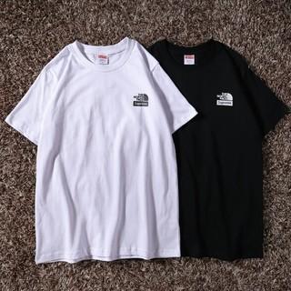 Supreme - Supreme x The north face 2枚セット 男女兼用Tシャツ