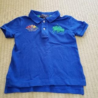 ポロラルフローレン(POLO RALPH LAUREN)のポロラルフローレン ポロシャツ 青(Tシャツ/カットソー)