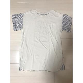 エージープラス(a.g.plus)のa.g.plus  ビッグTシャツ(Tシャツ(半袖/袖なし))