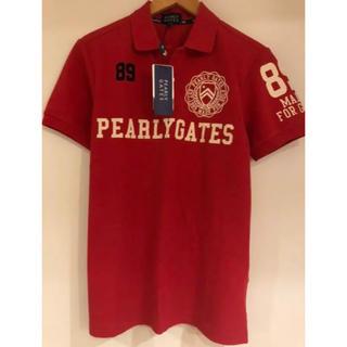 PEARLY GATES - ☆BIG SALE☆ pearlygates メンズ ポロシャツ