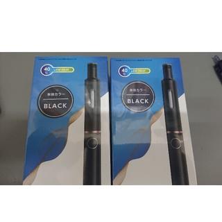 プルームテック(PloomTECH)のプルームテックプラス 黒 最終価格(タバコグッズ)