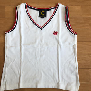 クレイサス(CLATHAS)のクレイサス  コットン100パーセントトップス   38(Tシャツ(半袖/袖なし))